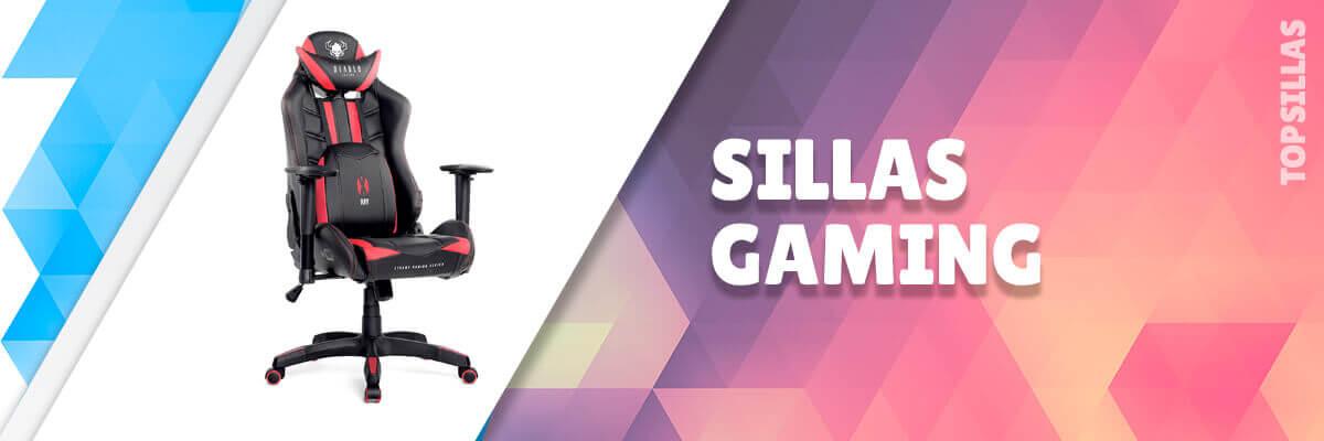 Top mejores sillas gaming