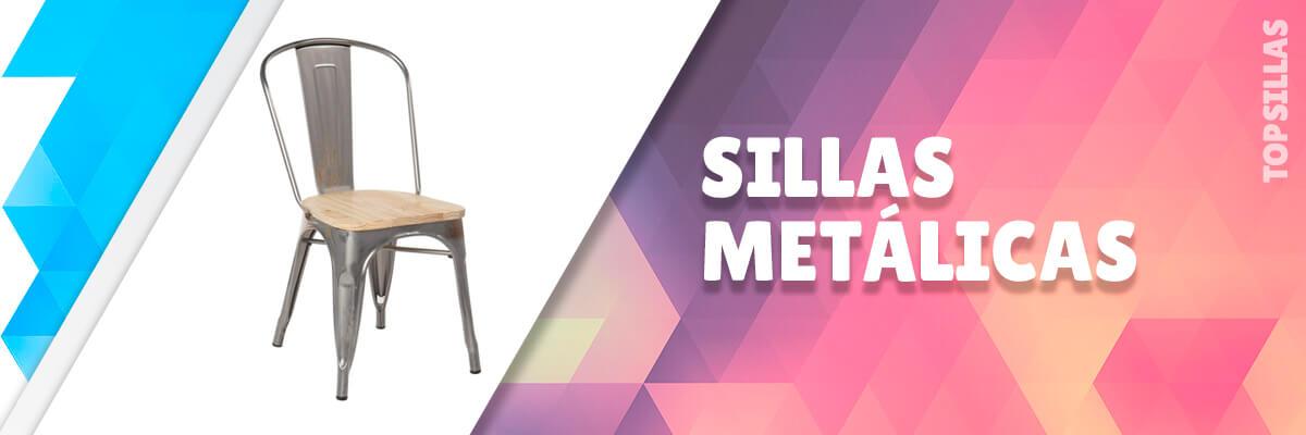 Top sillas metálicas